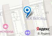 Школа фитнес-инструкторов Варвары Медведевой на карте