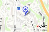 Схема проезда до компании САЛОН МОБИЛЬНЫХ ТЕЛЕФОНОВ ЛЕТО в Туапсе