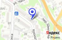 Схема проезда до компании ИНТЕРНЕТ-КЛУБ ЛЕТО в Туапсе