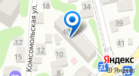 Компания Медтех на карте
