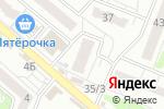 Схема проезда до компании МТС в Воронеже
