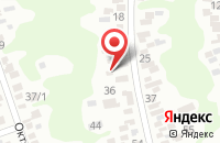 Схема проезда до компании Взлет в Краснодаре