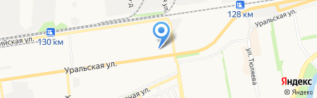 Matrasof.net на карте Краснодара