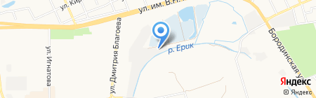 SD PRO STUDIO на карте Краснодара