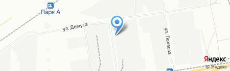 Мир на карте Краснодара