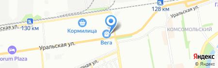 ICafe на карте Краснодара