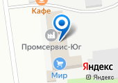 ЮГЛИДЕРСНАБ на карте