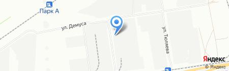 РегионТорг на карте Краснодара