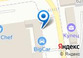 Северо-кавказское ТПП ЮС на карте