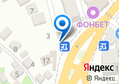 Транзит на карте