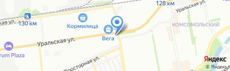 ЭнергоСберегающие Технологии на карте Краснодара