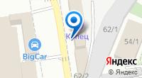 Компания Инструмент-61 на карте