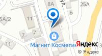 Компания ТехноБур на карте