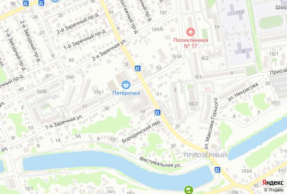 жилой комплекс Бородинский форт