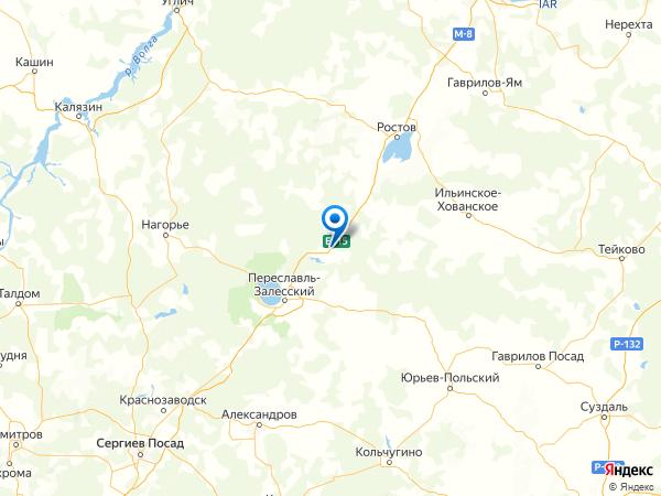 деревня Слободка на карте