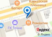 Романтик на карте