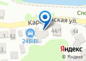 ИнтерТВ на карте