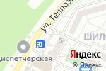 Схема проезда до компании Киоск по продаже мясной продукции в Воронеже