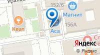 Компания Кристаллик на карте