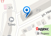Компания информационных технологий на карте