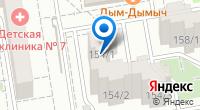 Компания АВТОБУСНАЯ КОМПАНИЯ. на карте