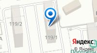 Компания Рафинад на карте
