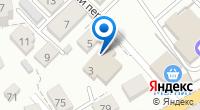 Компания Баня на карте