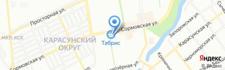 Банкомат АЛЬФА-БАНК на карте Краснодара