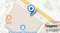 Компания Deseo by Incity на карте