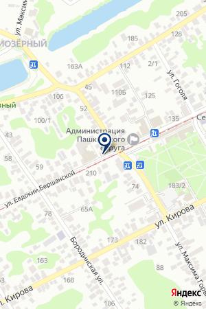 КНИЖНЫЙ МАГАЗИН СКАЗКА на карте Краснодара