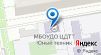 Компания Юный техник, МБОУ на карте