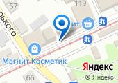 Администрация Пашковского сельского округа на карте