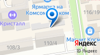 Компания Восточный рынок на карте