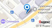 Компания Ростовский государственный университет путей сообщения на карте