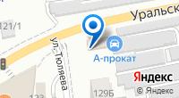 Компания Карат-Ltd на карте