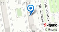Компания Айкрафт на карте