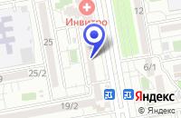 Схема проезда до компании ЮРИДИЧЕСКАЯ ФИРМА ГРАД в Краснодаре