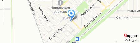Автодрайв на карте Краснодара