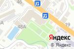 Схема проезда до компании СШОР №5, МБУ в Туапсе