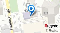 Компания Краснодарнефтепереработка на карте