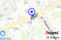 Схема проезда до компании ТФ КУБАНЬВИБРОСЕРВИС в Краснодаре