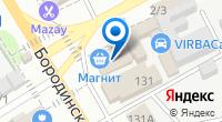 Компания Бетон-мастер на карте
