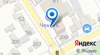 Компания Чеховъ на карте