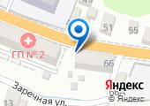 Магазин автозапчастей для КАМАЗ на карте