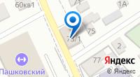 Компания Бизнес Торг на карте