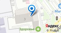 Компания ПожТелеСтрой на карте