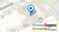 Компания Мехбат на карте