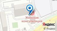 Компания Шинмастер на карте
