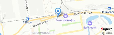 SunCatTour на карте Краснодара