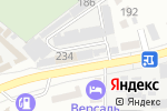 Схема проезда до компании Divanelo.ru в Краснодаре